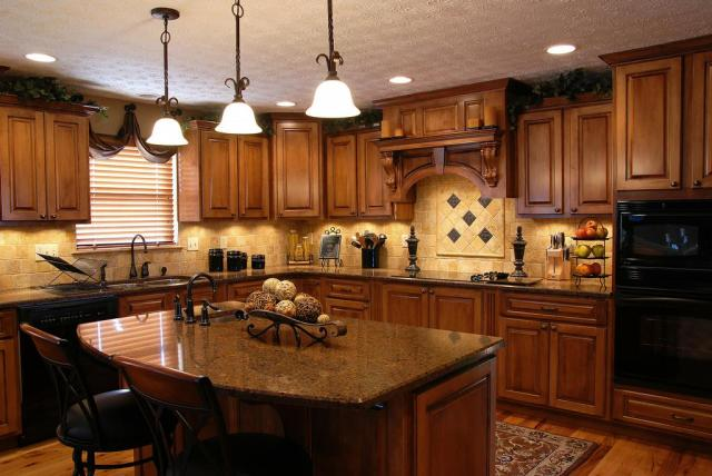 Kitchen Counter Tops - Granite - quinju.com