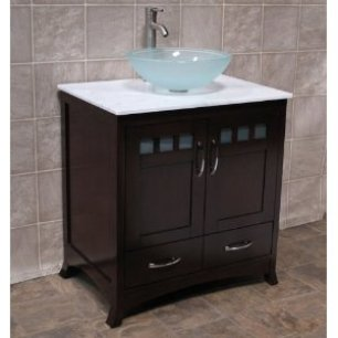 Vessel Sink - Bathroom Vanity - quinju.com