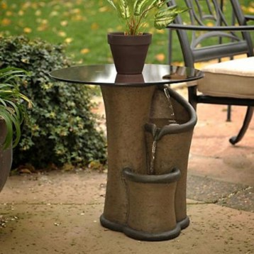 Water Features - Patio Accessories - quinju.com