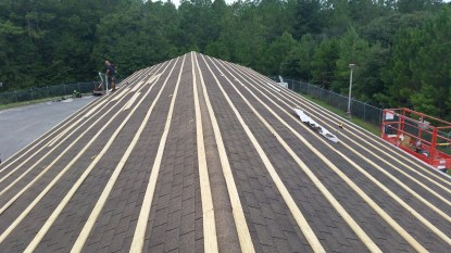Roof Shingles - Creating Breathable Area - quinju.com