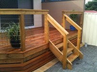 Outdoor deck stairs to finish your project - quinju.com