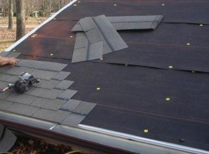 Roof Shingles - Tar Paper - quinju.com