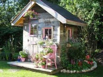 cute garden sheds  quinu.com