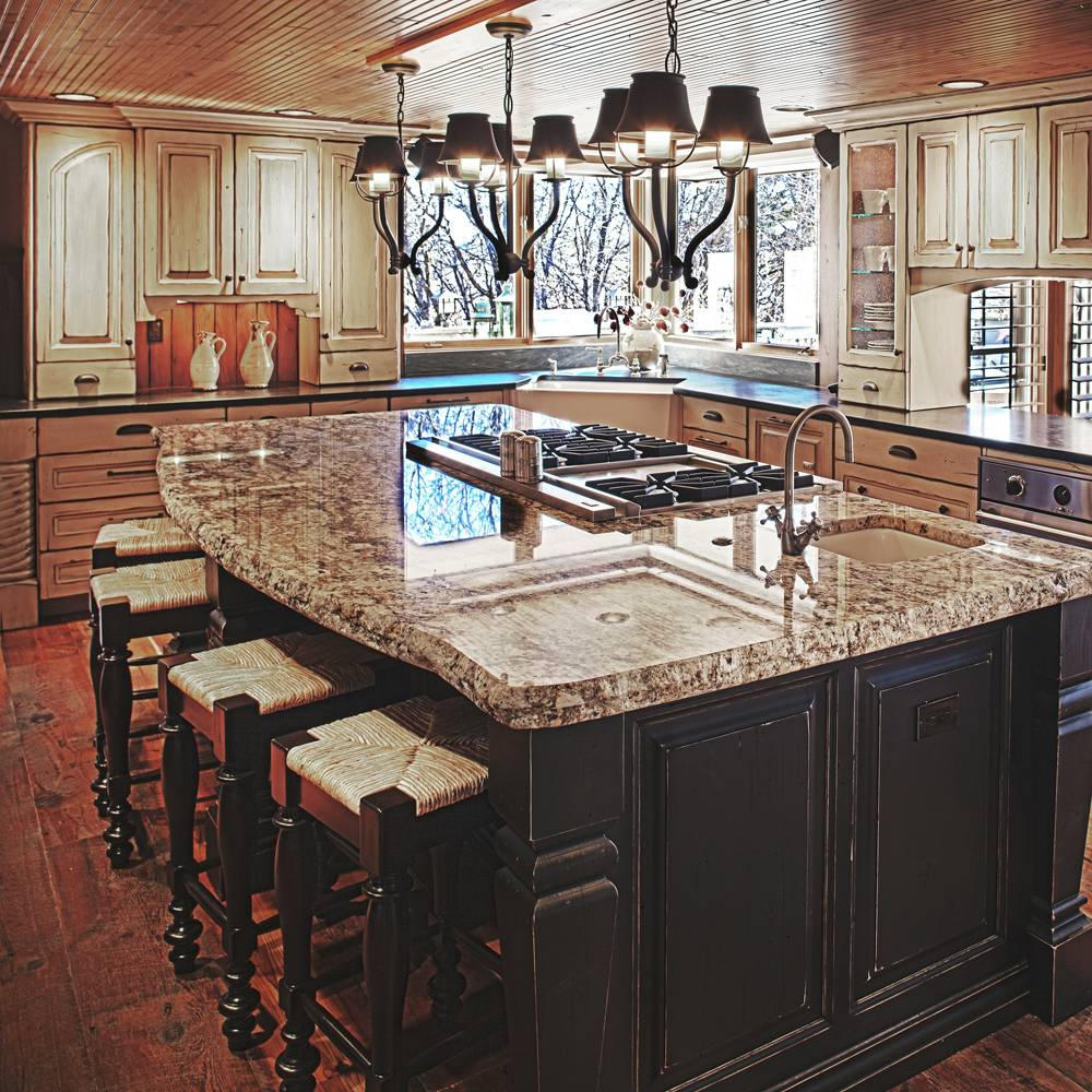 Kitchen Island Design Ideas Quinju