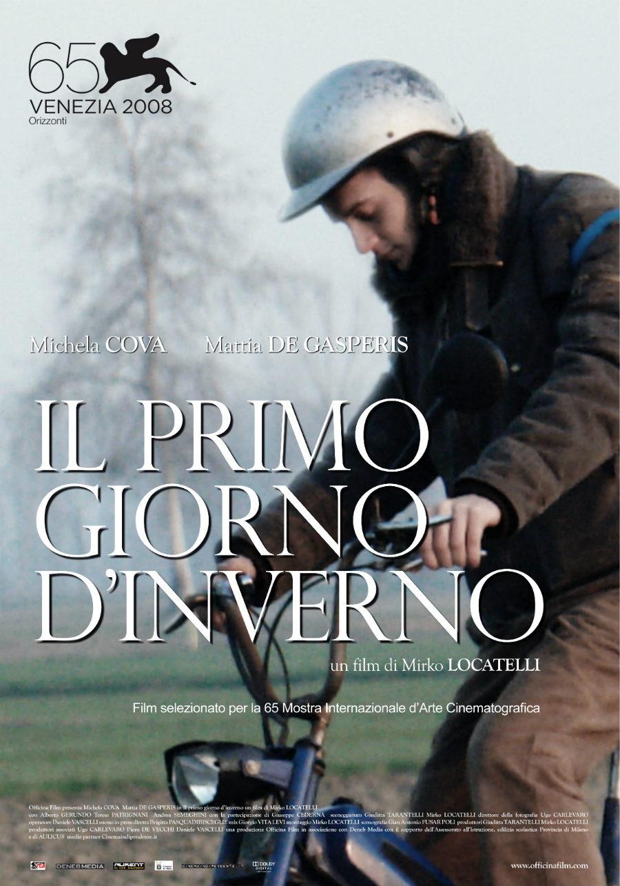 Il primo giorno dinverno 2008 Mirko Locatelli  Recensione  Quinlanit