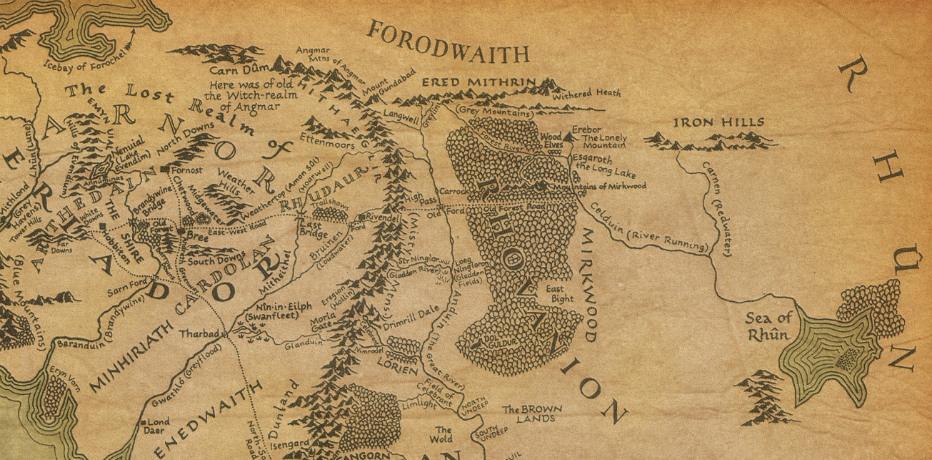 Nella Terra di Mezzo  Tra Tolkien e Jackson  Quinlanit