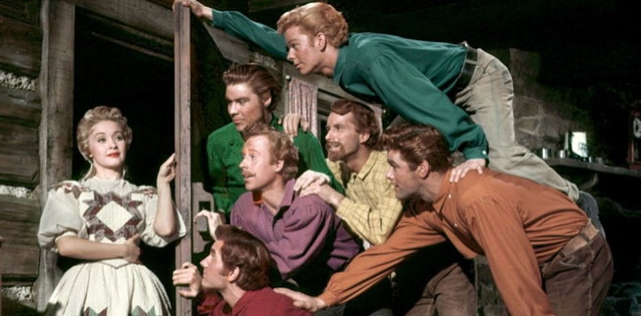 Sette spose per sette fratelli 1954 di S Donen  Recensione  Quinlanit