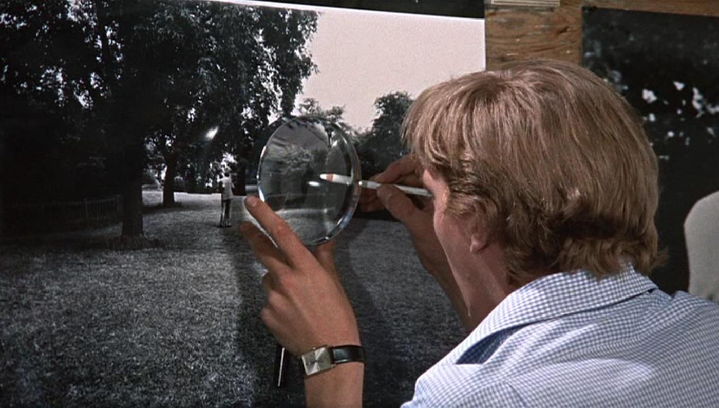 BlowUp 1966 di Michelangelo Antonioni  Recensione