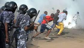 Lomé violence