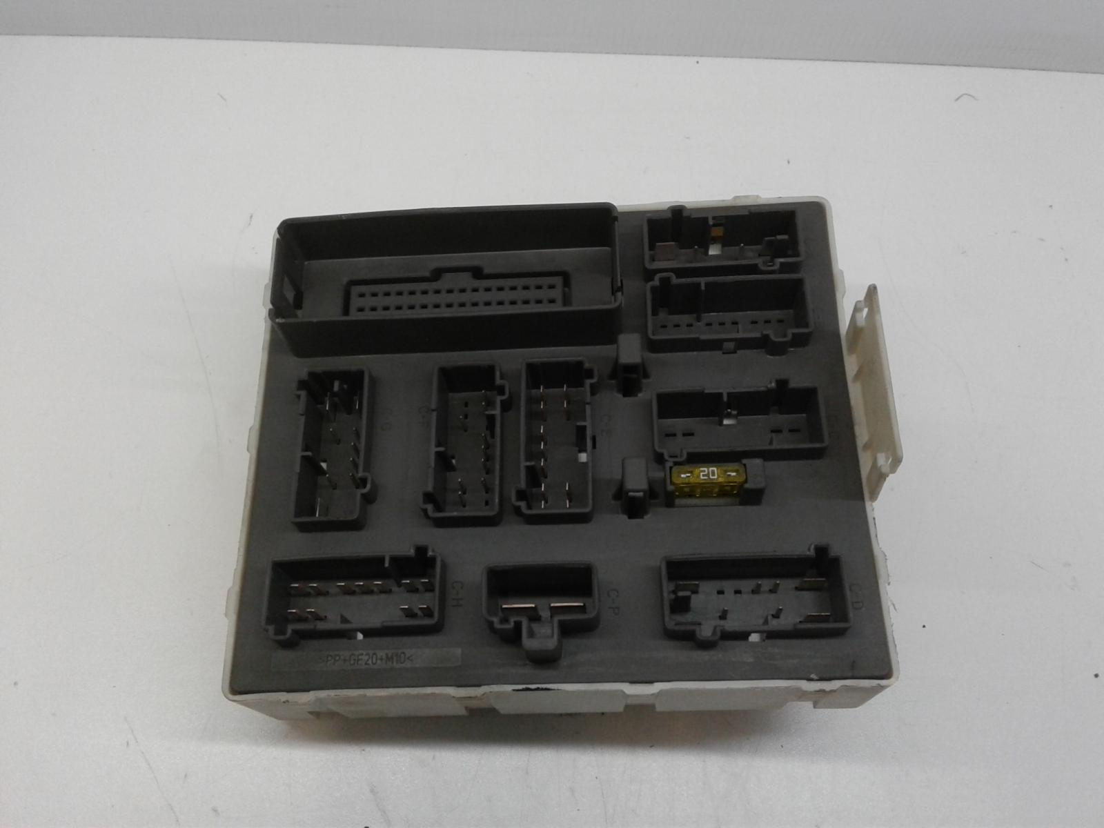 hight resolution of ford focus mk1 1 8 tdci fuse box