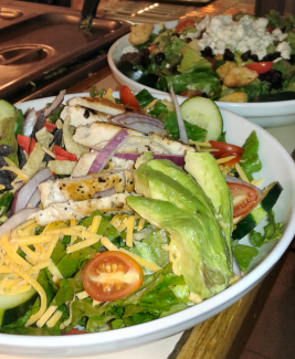 Salads from Diner in Hockessin