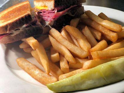 Lunch at Quinns Cafe Hockessin DE