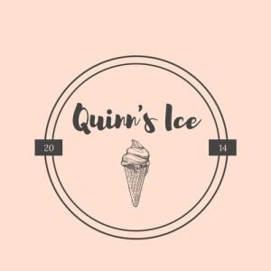 quinn's ice logo