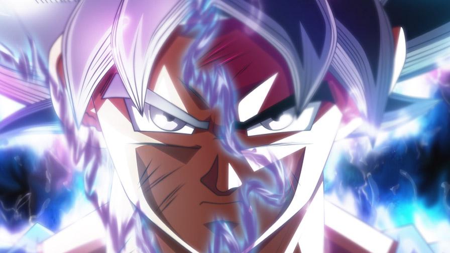 Dragon Ball Super |  Veja o momento que Goku domina o Instinto Superior Completo!