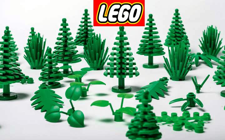 Lego Blocos Sustentáveis