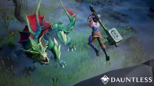 Dauntless - Dark Combat Screenshot