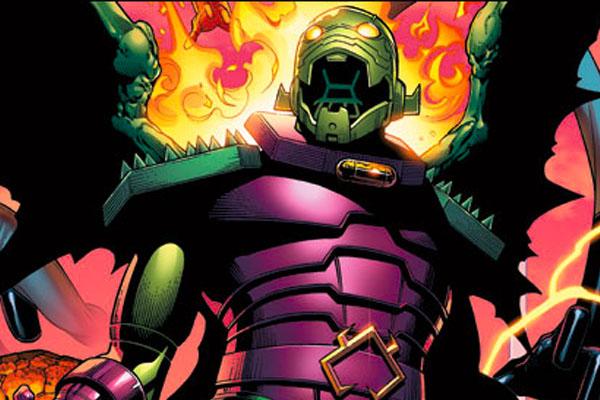Aniquilador Marvel Comics