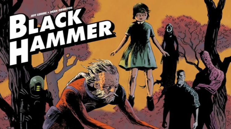 Resenha | Black Hammer. Origens Secretas (Lemire, Ormston e Stewart)