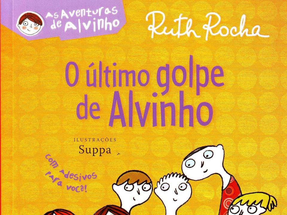 Resenha | O último golpe de Alvinho (Ruth Rocha)