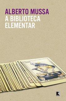 Capa do romance A Biblioteca Elementar.