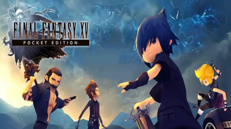 Resenha | Final Fantasy XV: Pocket edition