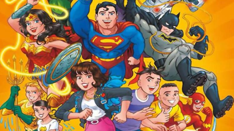Imagem do encontro DC e Turma da Mônica é divulgada!
