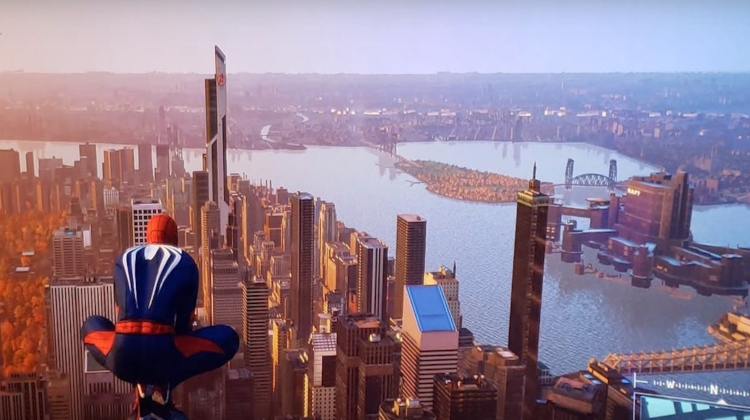 Resenha   Spider-man (PS4)