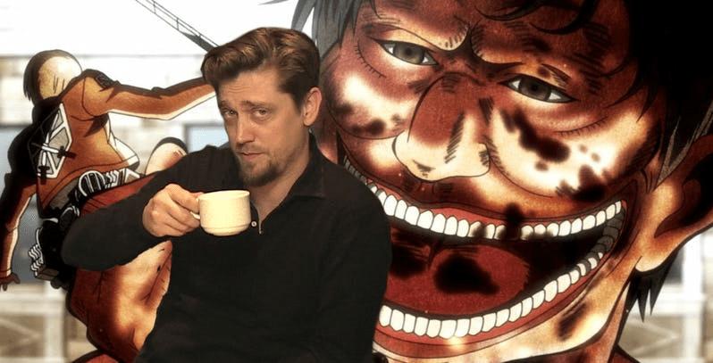 Hollywood está fazendo um live action de Attack On Titan e Andy Muschietti é o diretor!!