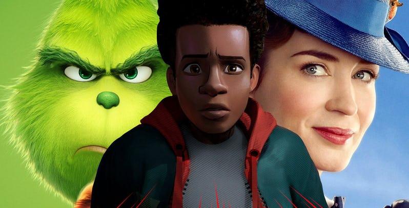 Os filmes mais esperados para o final de 2018 no Cinema!