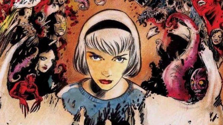 Chilling Adventures of Sabrina | Resenha do Quadrinho Que Deu Origem À Série