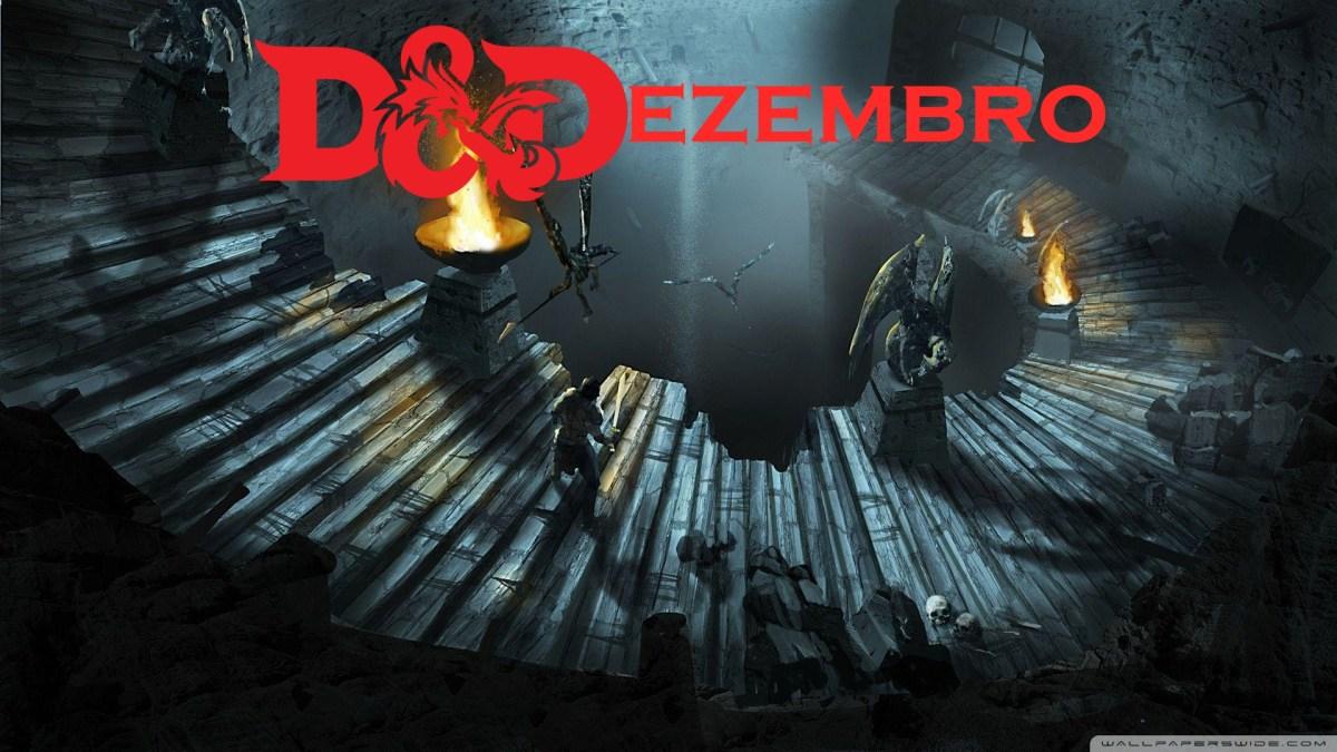 D&Dezembro| Como começar a mestrar um jogo de RPG?