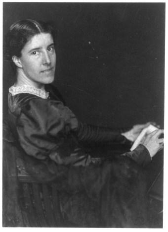 A autora, Charlotte Perkins Gilman, foi uma mulher muito ativa na luta pelos direitos das mulheres