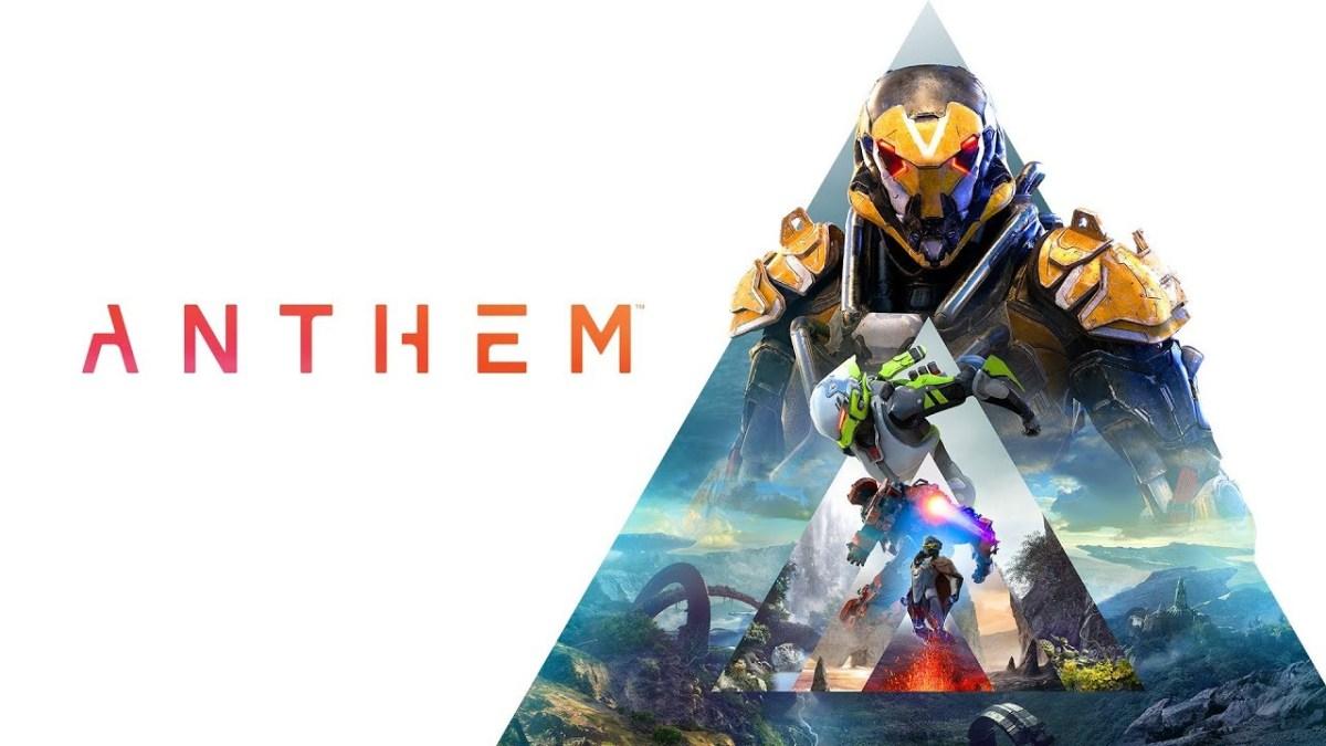 Anthem Beta: Uma segunda impressão para salvar a primeira