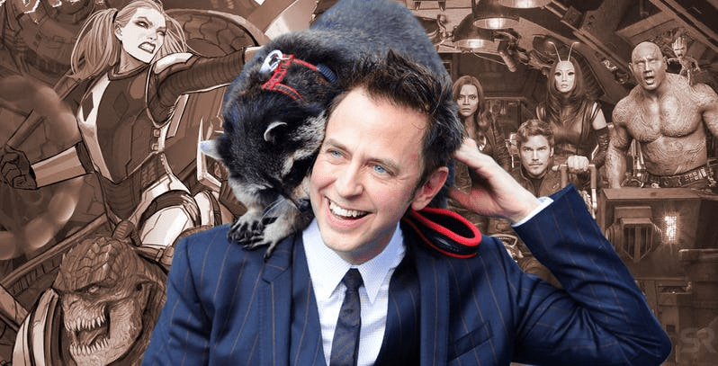 Depois do fiasco da Disney, James Gunn saiu como o grande Vencedor