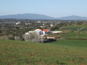 Quinta com Serra de Monchique