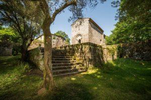 Visitar - Quinta do Caminho - Visitar: Mosteiro de Sanfins, Valença