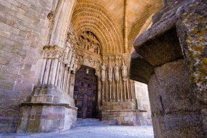 Visitar - Quinta do Caminho - Visitar: Catedral de Tui, Tui, Espanha