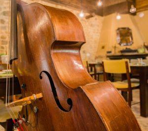Jazz Contrabaixo - Quinta do Caminho