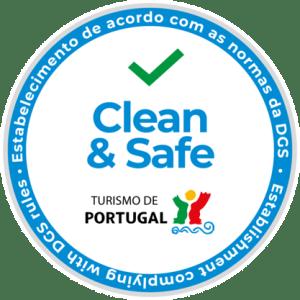 Selo Clean & Safe - Quinta do Caminho