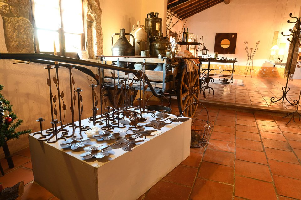 quinta dos trevos turismo rural e artesanato