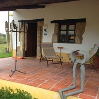 quinta dos trevos turismo artesanato exterior sala
