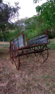 Quinta dos Trevos turismo rural artesanato carro de varas