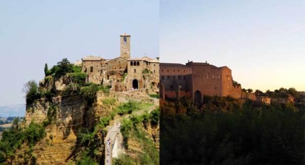 Turismo Viterbo come Civita di Bagnoregio Franco e