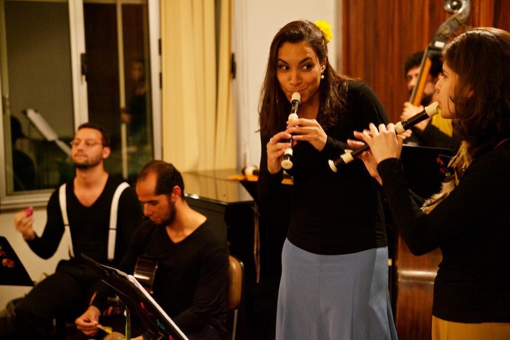 Grupo Flauta de Bloco UFPE