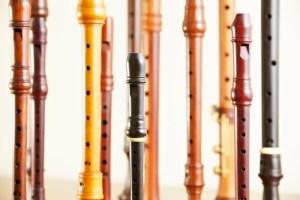 Flautas barrocas