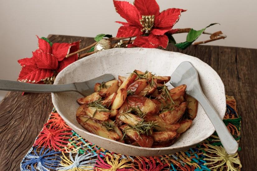 Batatas, encomendas Ceia de Natal Quintana 2020
