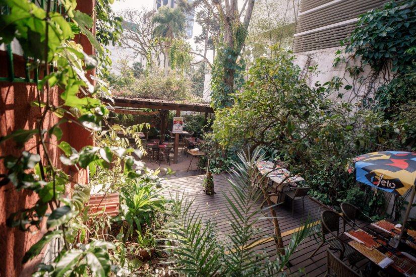 Jardim do Quintana Gastronomia, restaurante em Curitiba