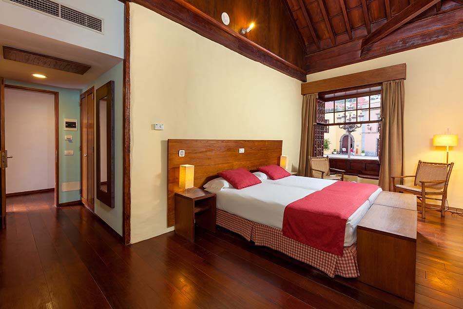 Habitacion Junior Suite  Hotel La Quinta Roja