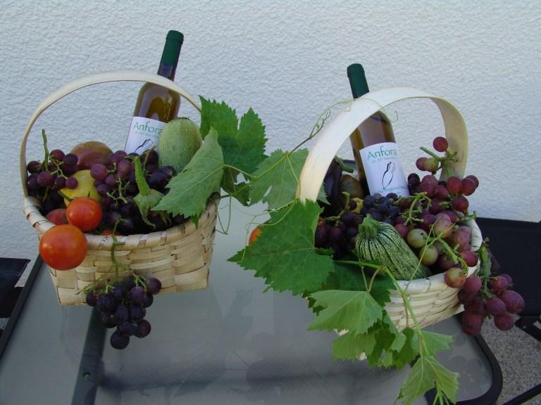 cabaz vinho