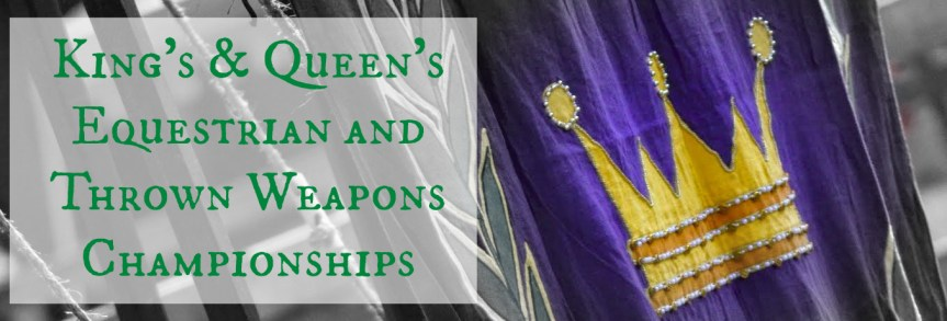 King's and Queen's Champs page is up!